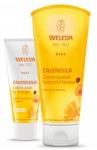 échantillons tests de crèmes pour bébé Weleda