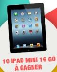 Gagnez un iPad mini !