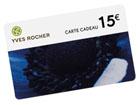 Cartes cadeaux Yves Rocher gratuites