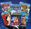 Gagnez la collection des Disney en Blu-ray !