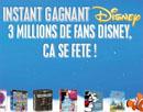 Instants Gagnants Disney