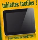Des tablettes tactiles Samsung