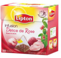 échantillon test d'infusion Lipton