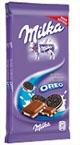 échantillon test de Chocolat Milka Orea