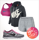 Gagnez une tenue Nike