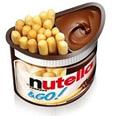 échantillon test Nutella & Go