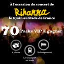Gagnez des places pour Rihanna