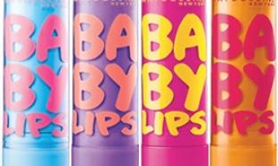 Test du baume à lèvres Babylips Gemey-Maybelline : 300 gratuits