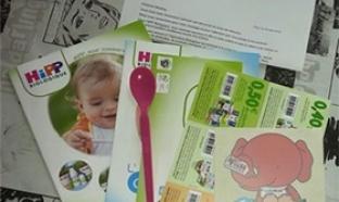 Pack Découverte HiPP Biologique pour bébé gratuit