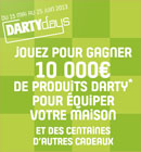 Grand concours Darty