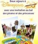 Gagnez des consoles et des séjours à Disneyland Paris