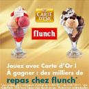 Repas Flunch offerts
