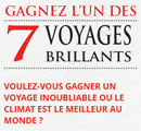 7 voyages aux Iles Canaries à gagner