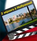 Gagnez un séjour à Hollywood