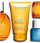 Gagnez des produits de beauté Clarins !