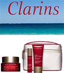 Gagnez des produits Clarins