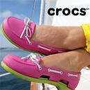 Gagnez des bons d'achats Crocs