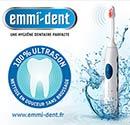 Brosses à dents Emmi-Dent à gagner