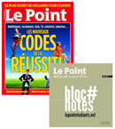 Magazine gratuit Le Point