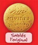 1000 paquets de biscuits Mc Vitie's gratuits
