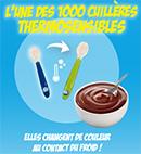 1000 cuillères gratuites avec Mont Blanc
