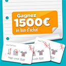 Concours Casino pour gagner des cartes cadeaux