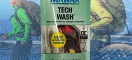 Échantillon d'imperméabilisant Tech Wash de Nikwax gratuit