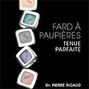 échantillon test de fard à paupières de Dr.Pierre Ricaud