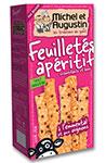 échantillon test de Feuilletés apéritifs Michel & Augustin