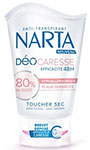 échantillon test de déodorant Déo-Caresse de Narta