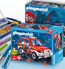 Tentez de gagner des cadeaux Pelikan et Playmobil