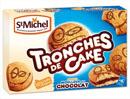 échantillons tests de gâteaux Saint-Michel