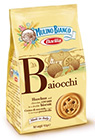 échantillon test de biscuits Baiocchi