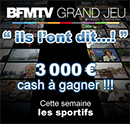 Concours BFMTV