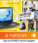 Grand concours Carrefour