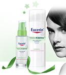 échantillons tests de produits Eucerin