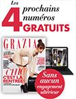 Magazines Grazia gratuits