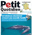 abonnements gratuits au journal à Le Petit Quotidien