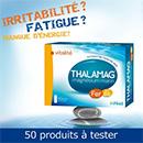 échantillon test de soin Thalamag