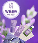 Gagnez des produits Weleda avec Biomonde