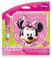 bloc-notes Disney