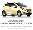 Concours Chevrolet