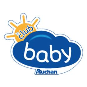 Club Baby Auchan : Cadeaux et Trousse de naissance gratuite
