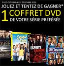 Gagnez des coffrets DVD