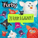 Gagnez un jouet Furby