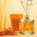 échantillon gratuit parfumé Miel