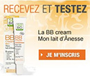 échantillon test de la BB cream de So'Bio étic