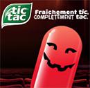 testez des produits Tic Tac