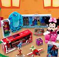 Gagnez des jouets Disney