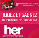 Concours NRJ Mobile